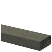 Steigerhouten verbindingslat antraciet 30x62 mm 250 cm
