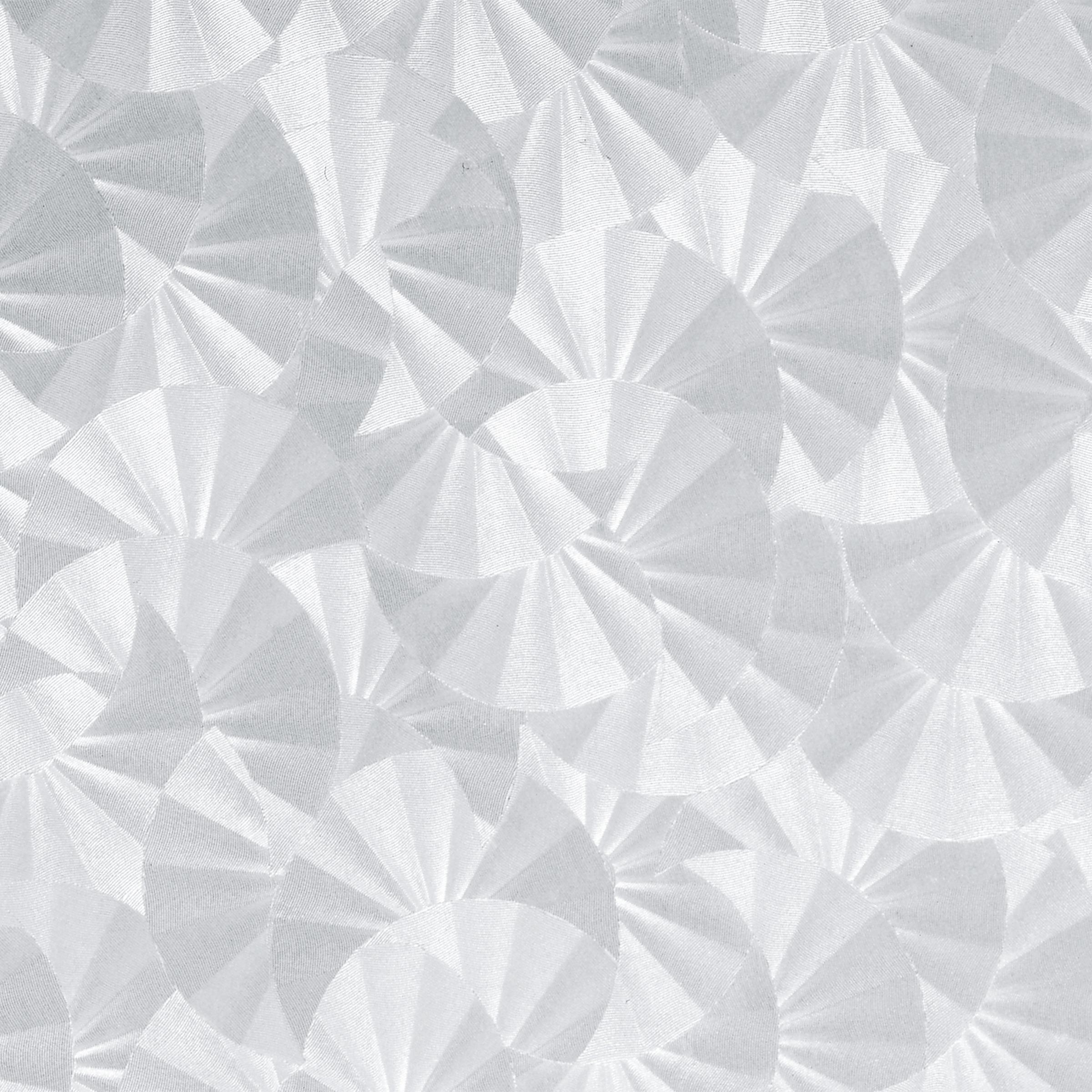 Glasfolie Eis wit