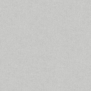 Vliesbehang Uni linnen beton 105741