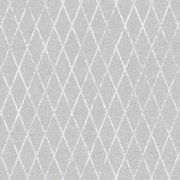 Vliesbehang Wieber linnen beton 105742