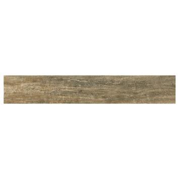 Vloertegel Yosemite Bruin 16,4x99,8 cm 0,98 m²