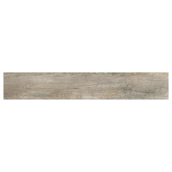 Vloertegel Yosemite Grijs 16,4x99,8 cm 0,98 m²