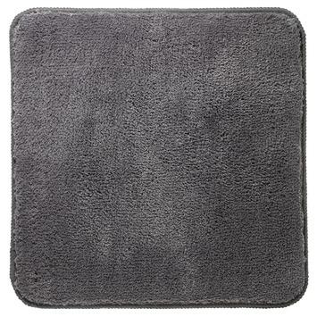 Sealskin WC mat Angora Grijs 60x60 cm