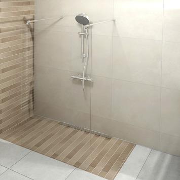 Get Wet Inloopdouche Basic E3 88x201,3 cm
