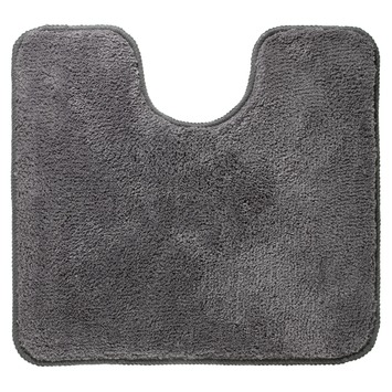 Sealskin WC mat Angora Grijs Angora 60x55 cm