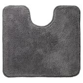 Sealskin toiletmat Angora grijs Angora 60x55 cm