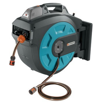 Gardena wandslangenbox 35 roll-up automatic Li-Ion