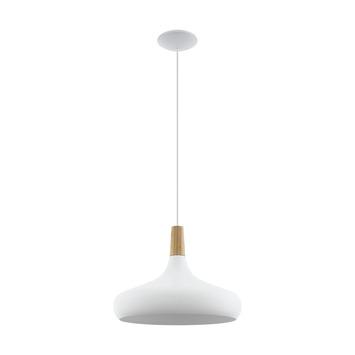 EGLO hanglamp Sabinar 400 mm wit