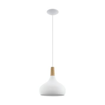 EGLO hanglamp Sabinar wit