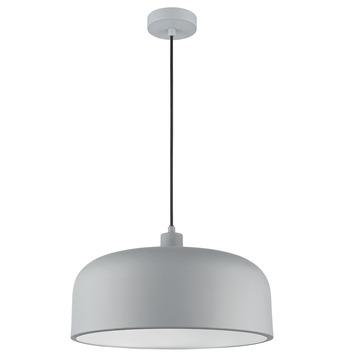 Hanglamp Mees metaal grijs