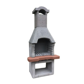 Bbq Rooster Gamma.Barbecue Beton Novus