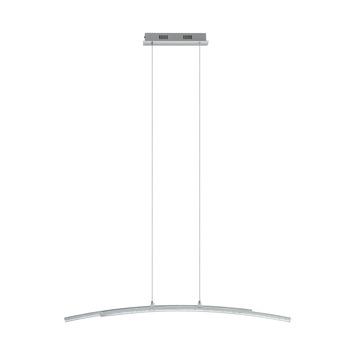 EGLO hanglamp Pertini RVS