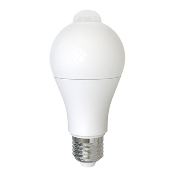 handson e27 led lamp inclusief bewegingssensor 470 lumen
