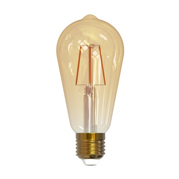 Handson LED filament E27 goud dimbaar 470 lumen