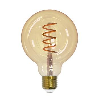 Handson LED filament E27 goud  9,5 cm 125 lumen