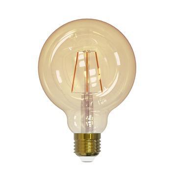 Handson LED filament E27 globe goud dimbaar
