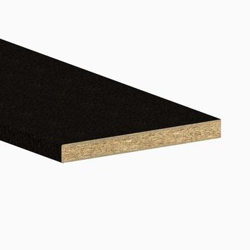 Innova keukenwerkblad AS58 6216 TC rio zwart 2650x600x58 mm