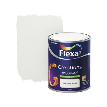 Flexa Creations muurverf morning snow extra mat 1 liter