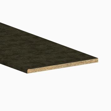 Innova keukenblad ASW28 6521 MP donker beton 3250x600x28 mm
