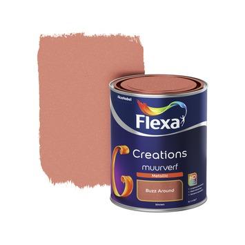 Flexa Creations muurverf buzz around metallic 1 liter