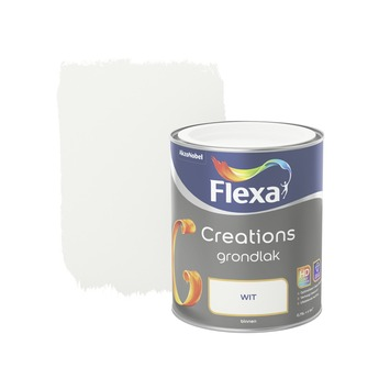 Flexa Creations grondverf wit 750 ml