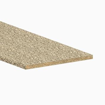 Innova keukenblad ASW28 7646 TC bruin mozaik 3250x600x28 mm