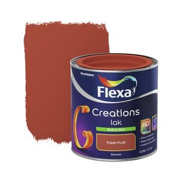 Flexa Creations binnenlak fresh fruit extra mat 250 ml