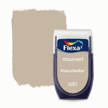 Flexa Creations muurverf Kleurtester Lively Kraft mat 30ml