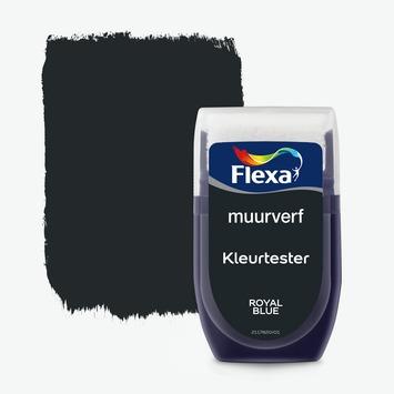 Flexa Creations kleurtester Royal Blue