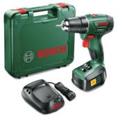 Bosch accuboormachine PSR1800 LI-2 1 accu 18 volt