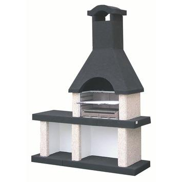 gamma barbecue westerland beton 150x50 cm kopen barbecues. Black Bedroom Furniture Sets. Home Design Ideas