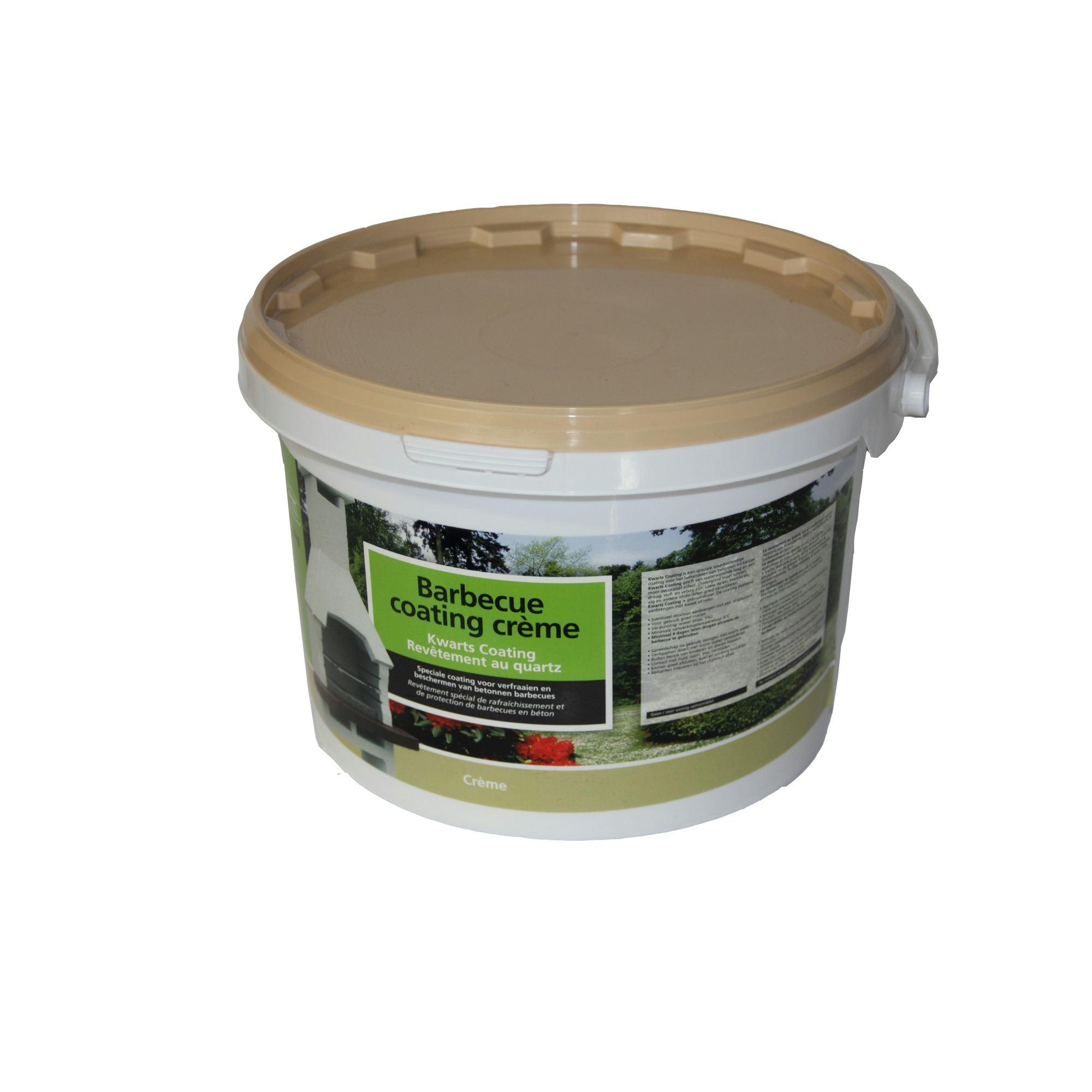 Barbecuecoating creme 8 kg