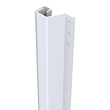 SecuStrip Anti-Inbraakstrip Plus, Achterdeur, Wit, 2115 mm, terugligging 14-20 mm