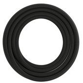 Calex kabel textiel 2x0,75mm2 1,5M zwart