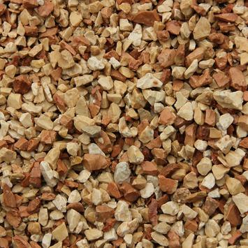 Split Grind Mediterrane Geel 8-12 mm
