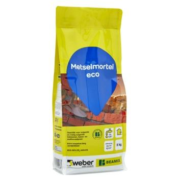 Beamix metselmortel universeel 329 grijs 5 kg