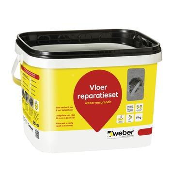 Weber repair vloer reparatieset 5 kg