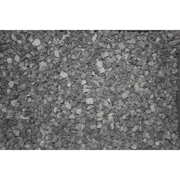Split Basalt zwart 8-16 mm bigbag 1000 kg