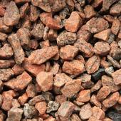 Split Grind Graniet Rood 8-16 mm - Per Zak á 20 kg