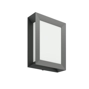 Philips buitenlamp Karp antraciet