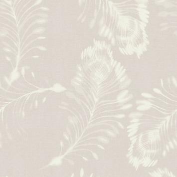 Vliesbehang Pluim roze 104826