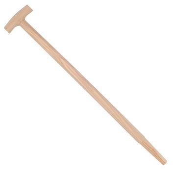 GAMMA spadesteel met rand essen 85 cm