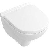 Villeroy & Boch Wandcloset Onovo Diepspoel PK met Softclose WC bril