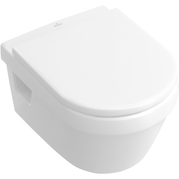 Villeroy & Boch Wandcloset WC Pack Omnia Architectura Diepspoel PK Zonder Spoelrand