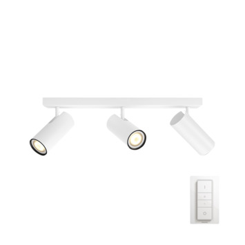 Philips Opbouwspot Hue Buratto LED