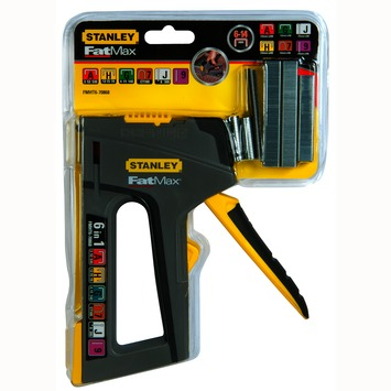 Stanley Fatmax handtacker 6-in-1