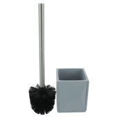 Differnz WC-borstelhouder Graphic Grijs