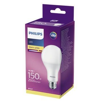 Philips LED lamp E27 150W warm wit