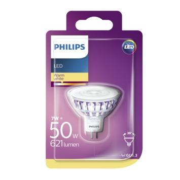 Philips LED Spot 50W MR16 Warmwit