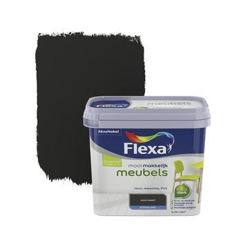 Flexa Mooi Makkelijk meubels zwart zijdeglans 750 ml